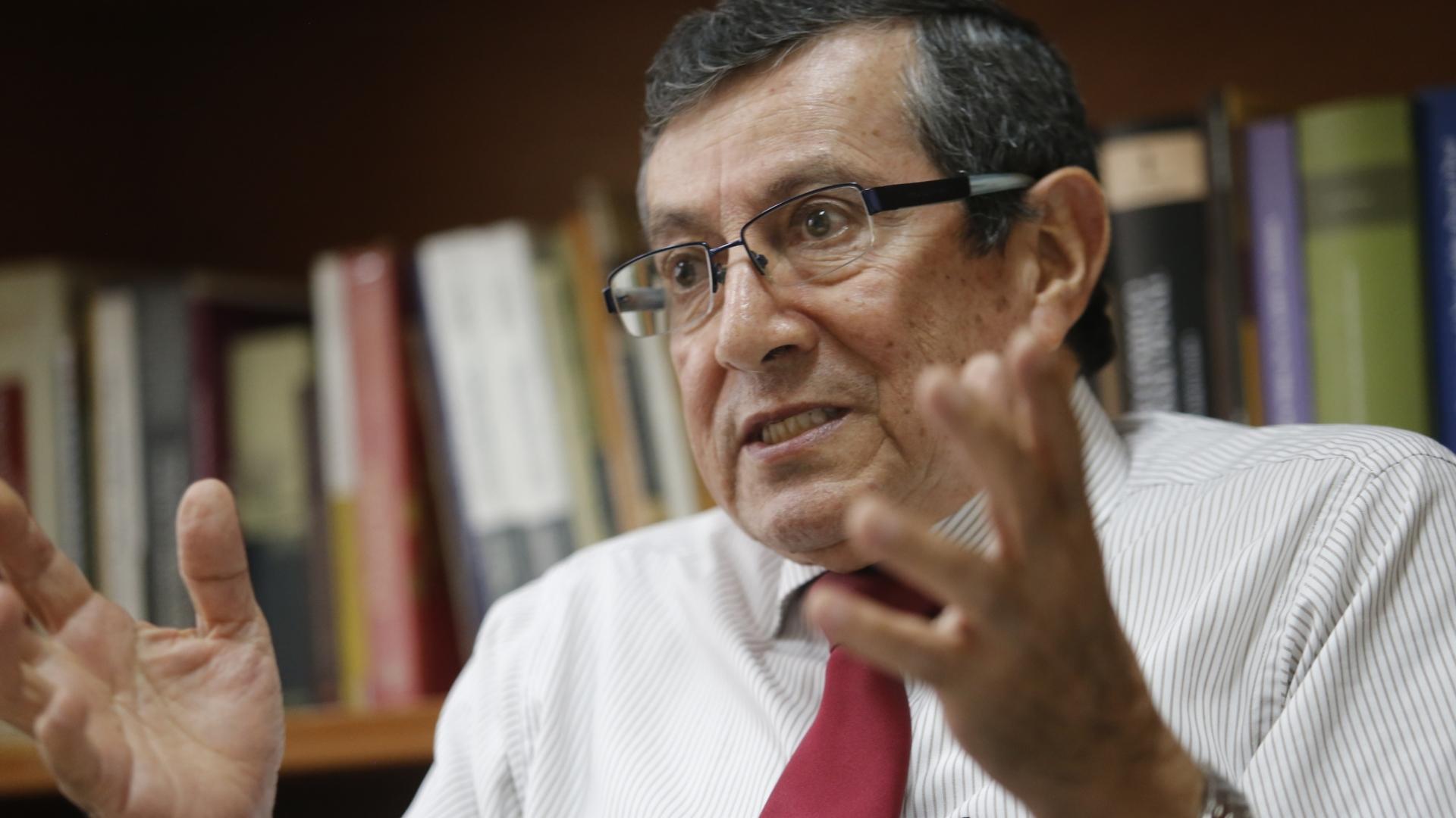 Ex fiscal supremo Víctor Cubas denuncia irregularidades en elección de integrantes de la JNJ