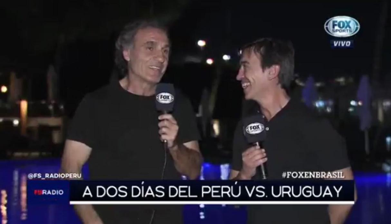 Perú vs. Uruguay: Christian Cueva y los elogios de Ruggeri previo al partido de Copa América | VIDEO