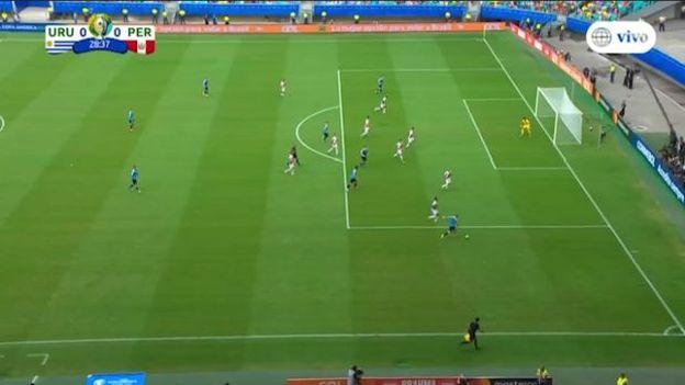 Perú vs. Uruguay EN VIVO: gol anulado a Giorgian De Arrascaeta   VIDEO