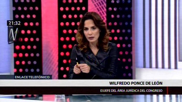 Funcionario preguntó por supuesta relación entre Vela y Reátegui por 'curiosidad'