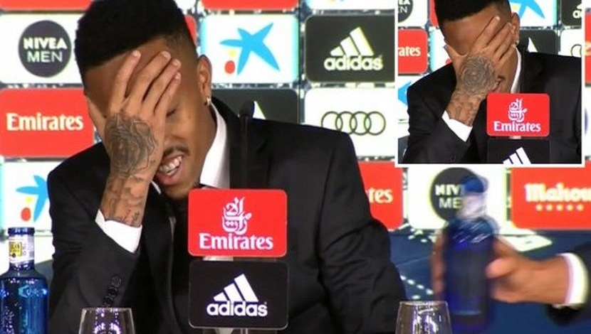 Real Madrid: 'Eder Militao sintió mareos en plena conferencia de presentación' | VIDEO