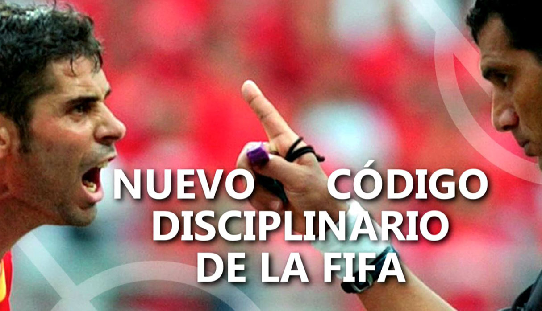 FIFA: nuevo código de disciplina autoriza al árbitro suspender partidos por actos racistas nndc