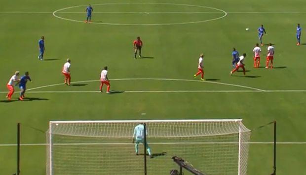 Yoshimar Yotún y su sutil asistencia para gol de Caraglio en el Cruz Azul-Necaxa | VIDEO
