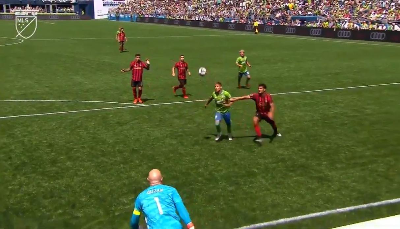 Youtube | Gol de Raúl Ruidíaz fue elegido el mejor de la semana 19 en la MLS