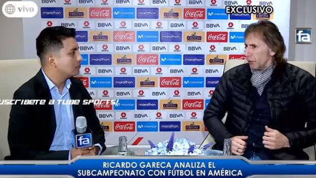 Selección peruana: Ricardo Gareca explicó así ausencia de André Carrillo en primera etapa de la Copa América