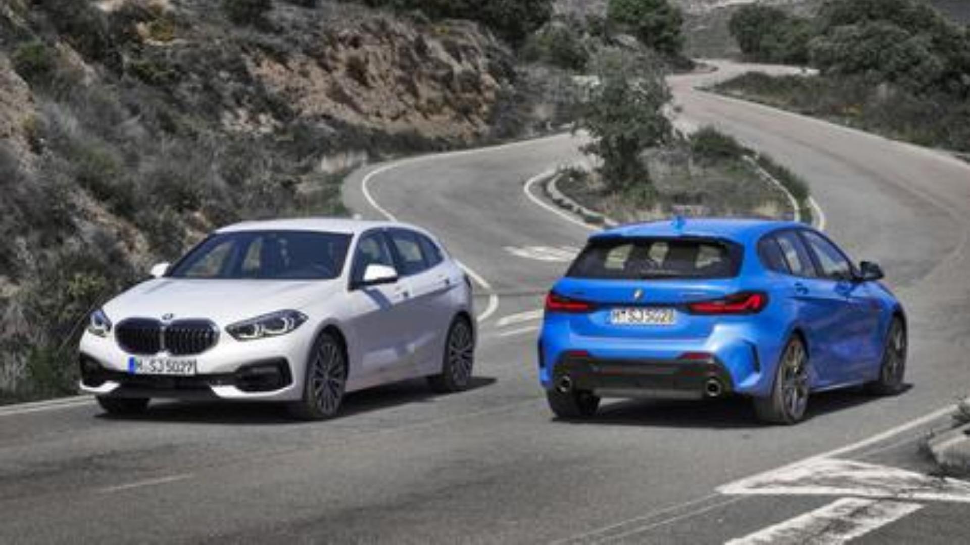 BMW Serie 1: Probamos la tercera generación del automóvil compacto alemán