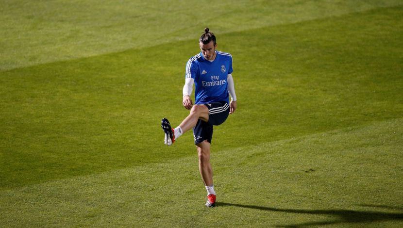 Real Madrid: así reaccionó Gareth Bale tras no jugar el amistoso contra Bayern Munich | VIDEO