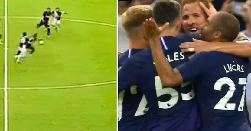 Harry Kane anotó impresionante gol desde la media cancha para vencer a Juventus | VIDEO