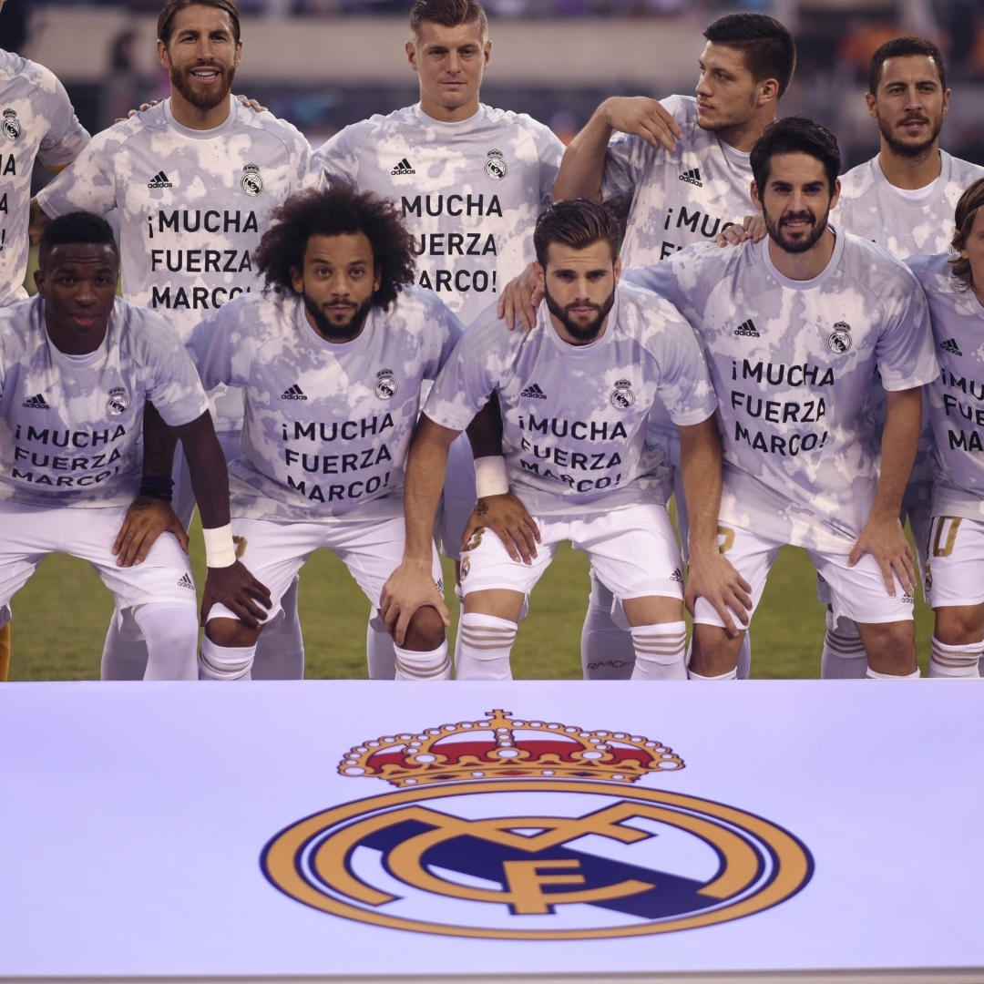 Real Madrid vive una de sus peores pretemporadas