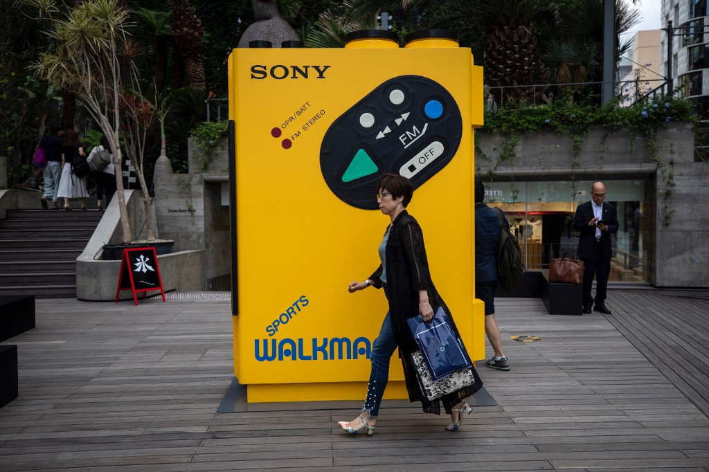 El legendario Walkman sigue sonando en su 40 aniversario