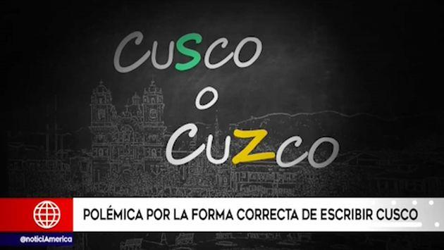 ¿Cusco o Cuzco? Descubre la forma correcta de escribirlo