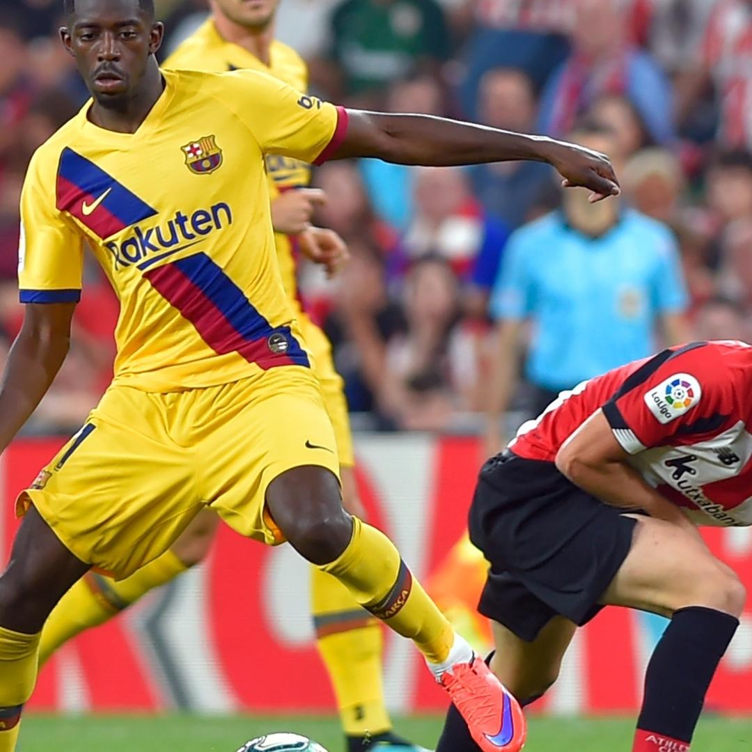 La dura sanción que recibiría Dembélé por ocultar lesión a directivos del Barcelona