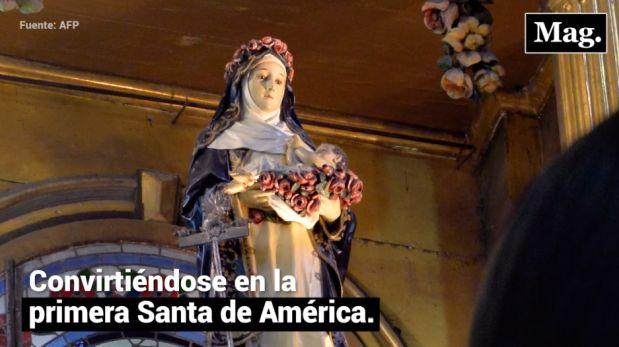 Detalles que desconocías de Santa Rosa de Lima