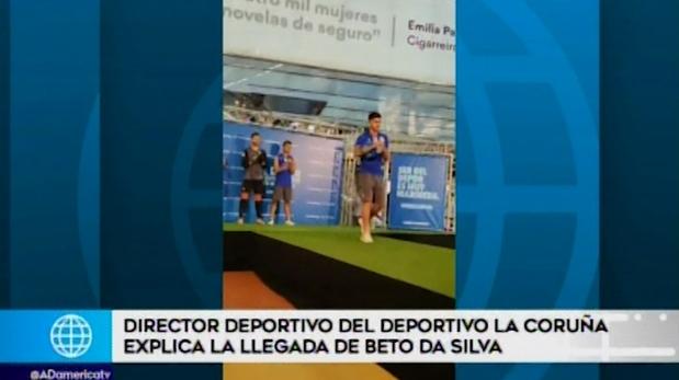 Beto da Silva aportaría ´algo diferente' según director deportivo