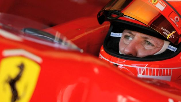 Michael Schumacher estaría internado en clínica de París