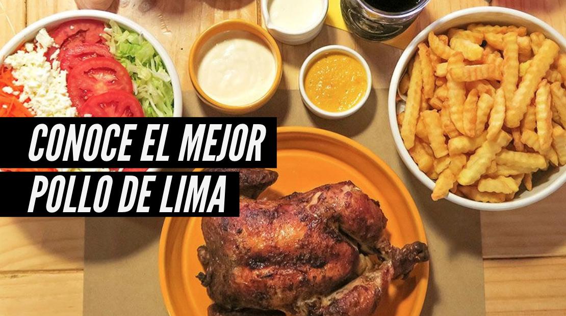 Primos Chicken Bar: Conoce el restaurante de pollo a la brasa que ganó el Premio Summum 2019
