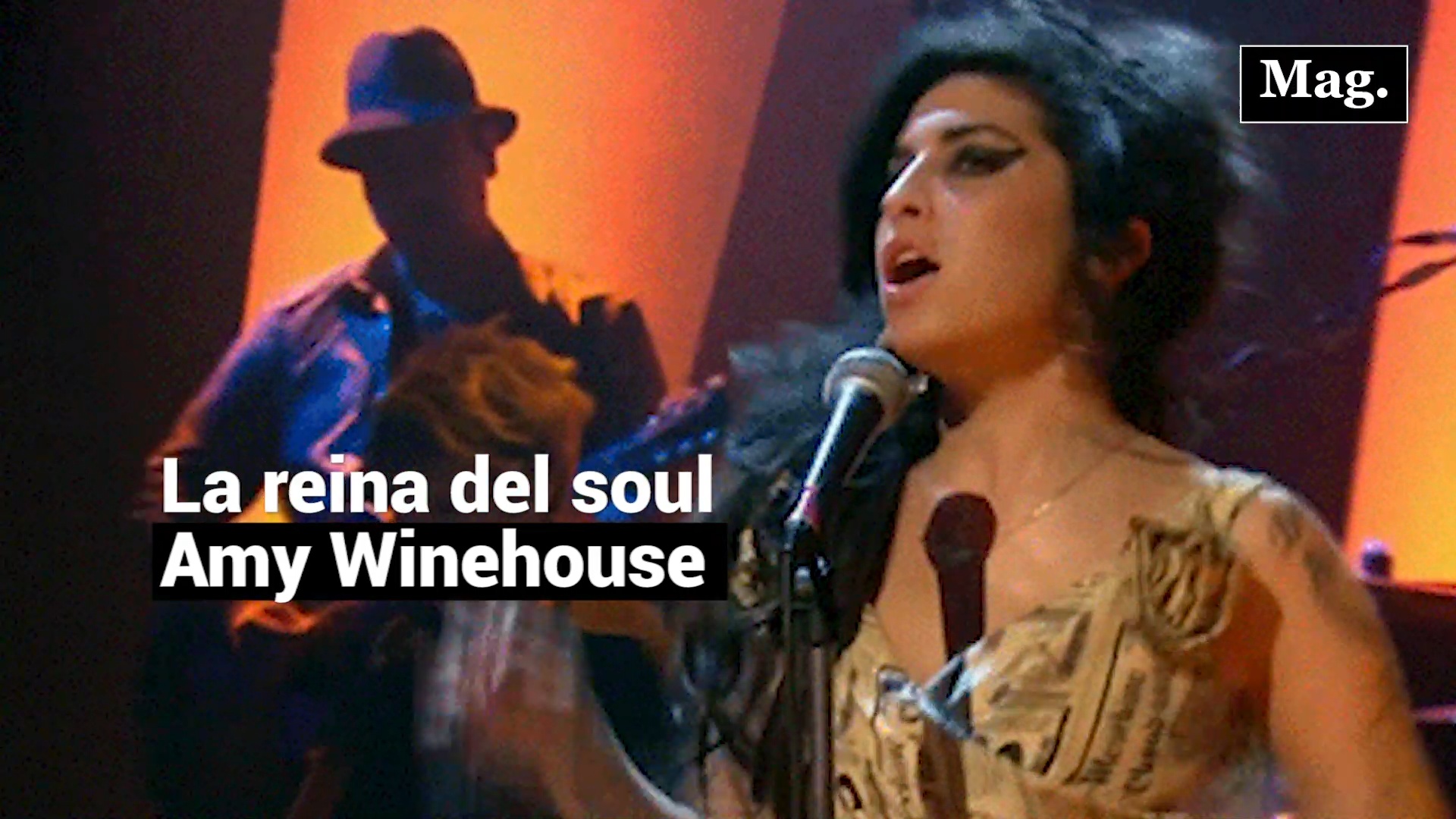 Amy Winehouse: La reina del soul