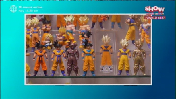 Japonés posee la colección más grande de 'Dragon Ball'