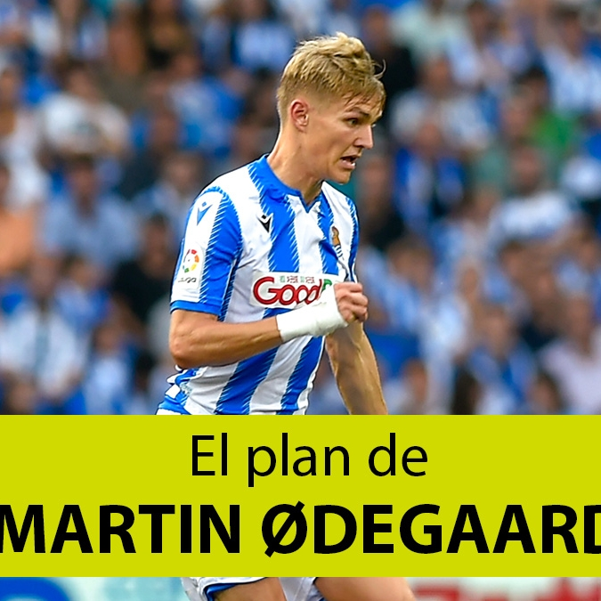 Real Madrid: el plan de Martin Ødegaard