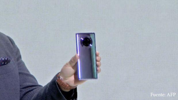 Huawei lanzó al mercado su primer dispositivo sin aplicaciones de Google