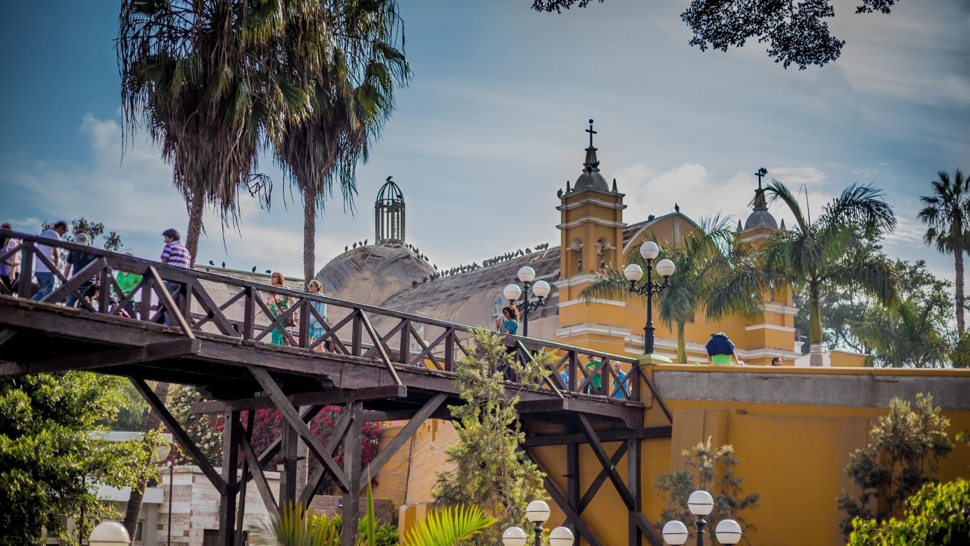"""Barranco: ¿por qué figura en el top de los barrios más """"cool"""" del mundo?"""