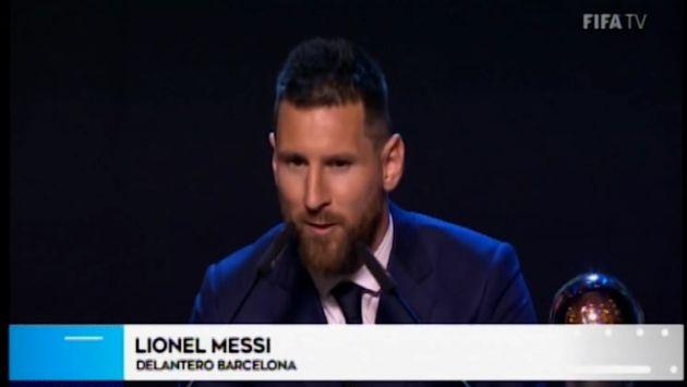 FIFA: Conoce el once ideal del premio The Best