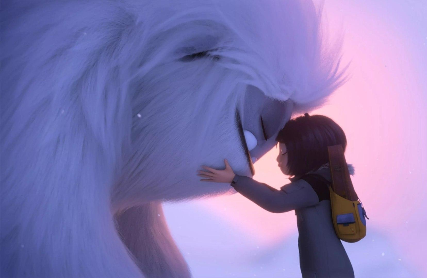 """¡Mira aquí el tráiler de la película """"Un amigo abominable""""!"""