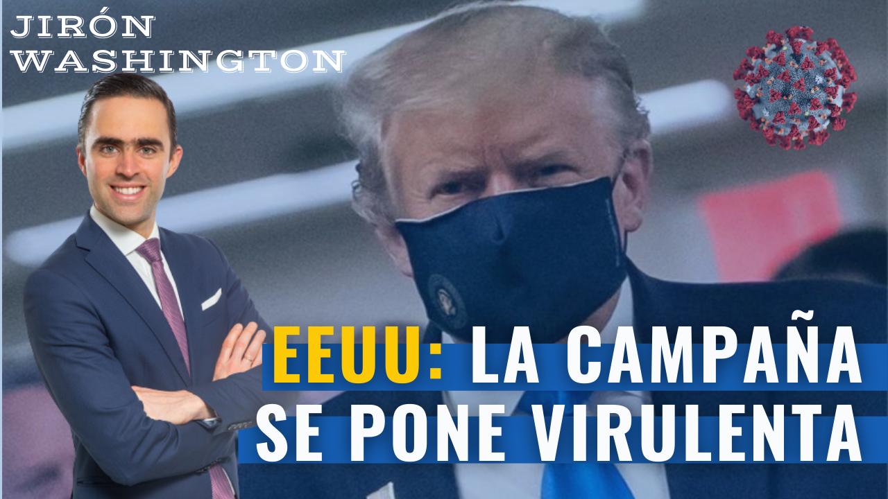 EEUU: La campaña se pone virulenta