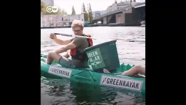 Paseos en Kayak que favorecen a la naturaleza