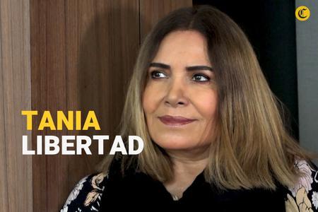 Tania Libertad revela pasajes de su vida y su temprana carrera musical