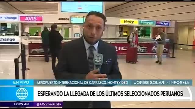 Periodista peruano sorprendido por humildad de uruguayos