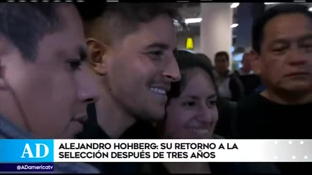 Selección peruana: Alejandro Hohberg vuelve a la bicolor luego de tres años