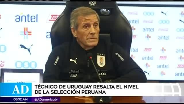 Óscar Washington Tabárez detalla ausencia de Luis Suárez