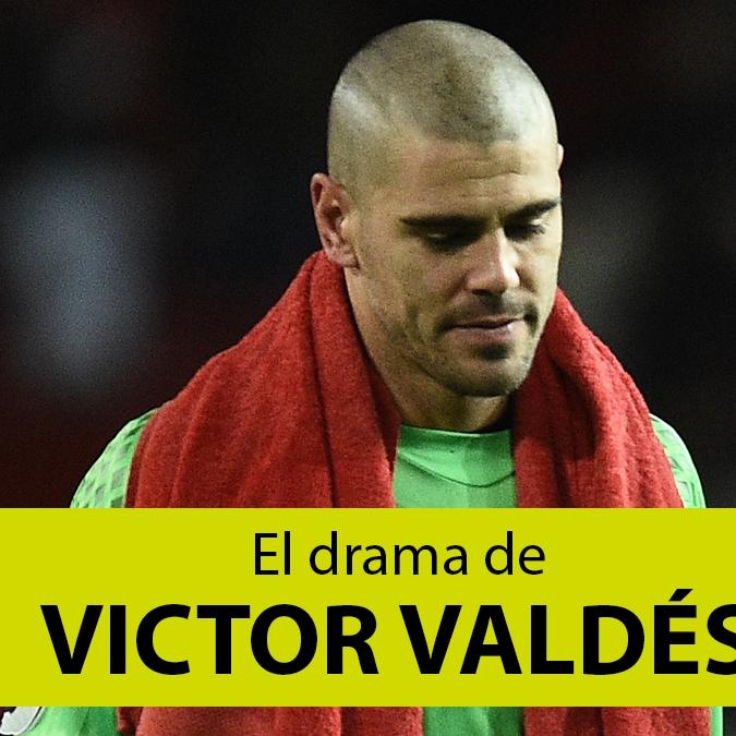 FC Barcelona: El drama de Victor Valdés