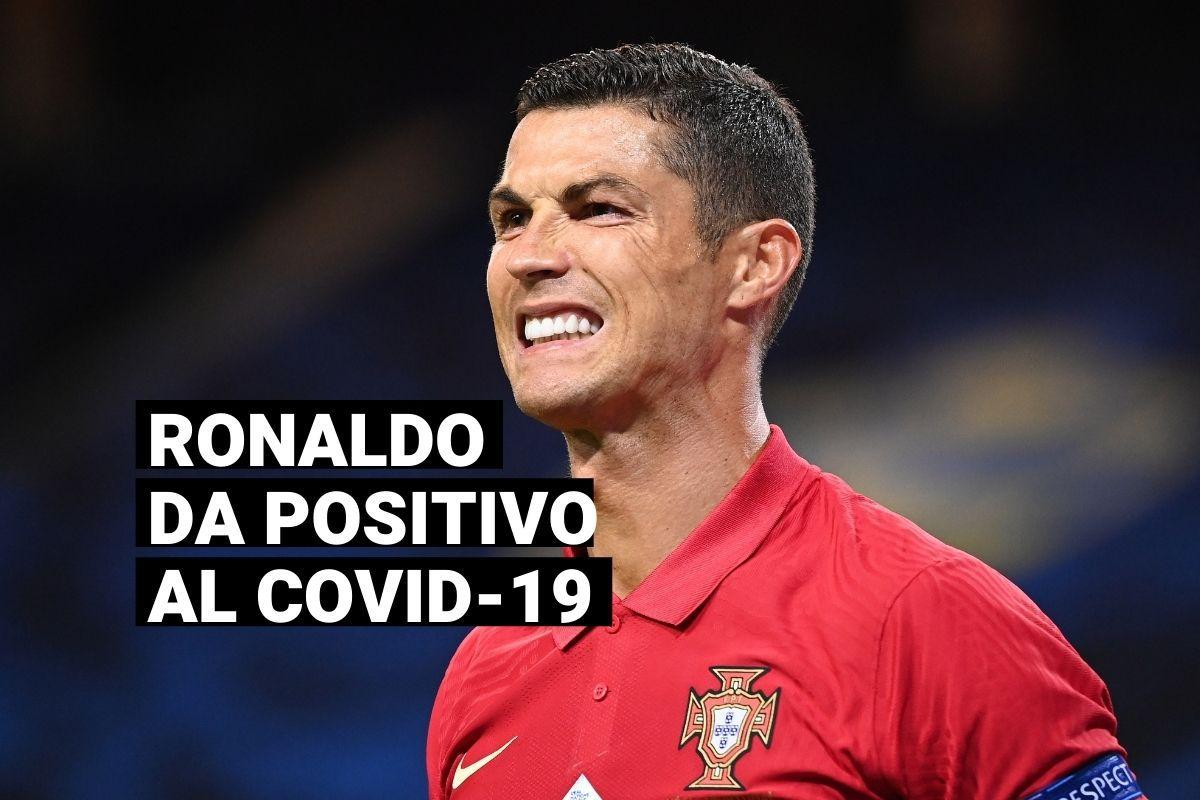 Los partidos que se perdería Cristiano Ronaldo tras ser positivo de coronavirus