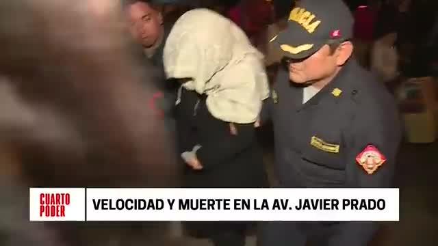 Conductora fue puesta en libertad tras aparatoso accidente en Javier Prado