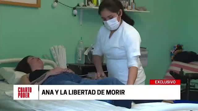 Ana Estrada y su lucha con el Estado para poder morir libremente