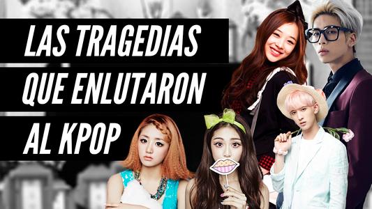 Las peores tragedias que han enlutado al K-Pop
