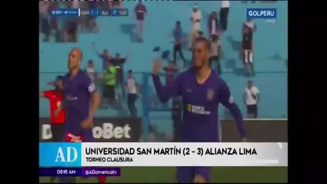 Repasa los goles de la fecha once del torneo Clausura