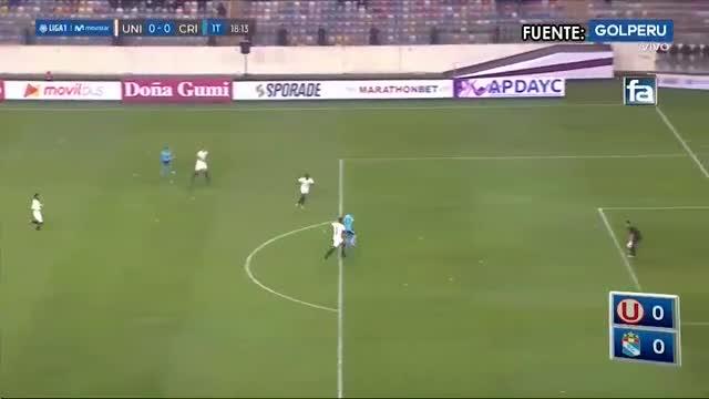 Universitario y Sporting Cristal repartieron puntos tras empatar en el Monumental