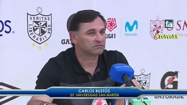 Alianza Lima vs San Martín: comando técnico y jugadores opinaron sobre polémico arbitraje
