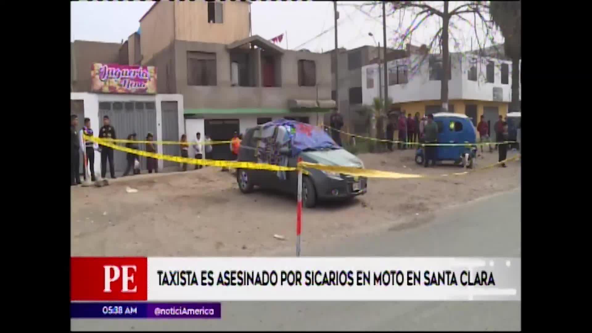 Santa Clara: sicarios asesinan cruelmente a taxista