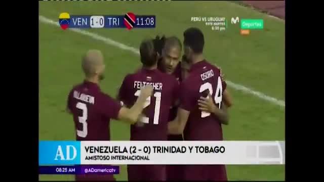 Repasa los goles internacionales de Europa y Sudamérica