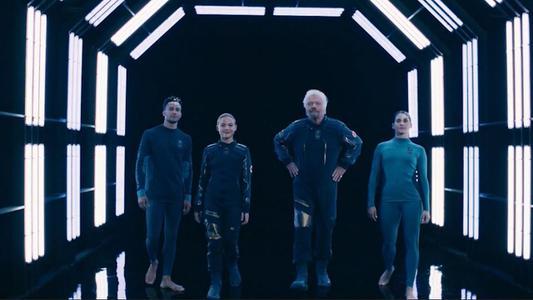 Confeccionan trajes espaciales para vuelos privados al espacio