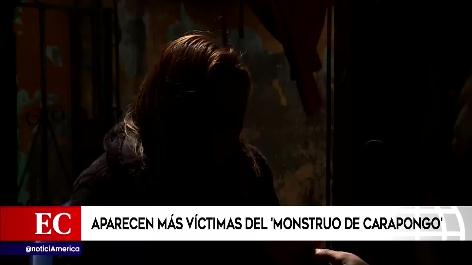 Nuevas víctimas denuncian a 'Monstruo de Carapongo'