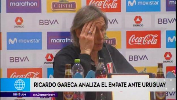 Ricardo Gareca: Uruguay tiene jugadores de oficio