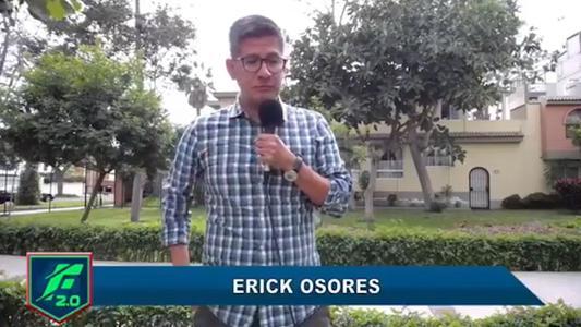 Erick Osores ofrece disculpas y rompe en llanto
