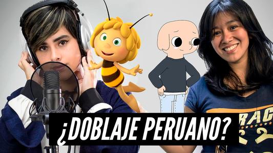 ¿Doblaje en Perú?: Actrices de voz peruanas son nominadas a importante premio en México