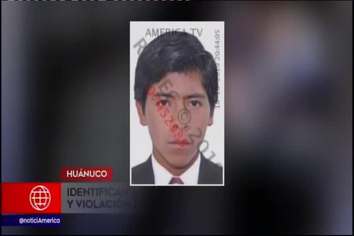 Huánuco: video revelaría la identidad del asesino de niña de 5 años