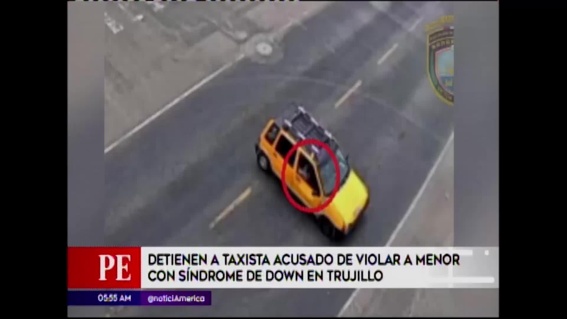 Trujillo: Capturan a taxista acusado de violar a menor con síndrome de down